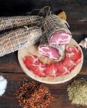 Capocollo Bassianese con finocchietto, pepe, peperoncino, budello naturale - 1,5 Kg - stagionatura 3 mesi - Reggiani