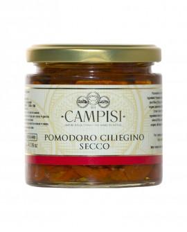 Pomodoro Ciliegino secco sott'olio - vaso vetro 220 g - Campisi