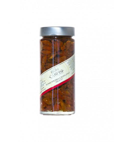 Pomodoro Ciliegino secco sott'olio - vaso vetro 550 g - Campisi