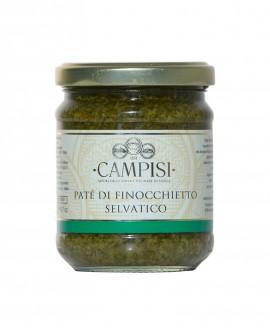 Patè di Finocchietto Selvatico - vaso vetro 190 g - Campisi