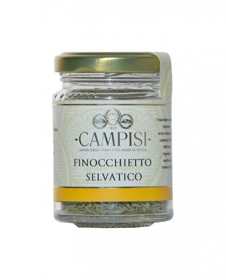 Finocchietto selvatico - vaso vetro 40 g - Campisi