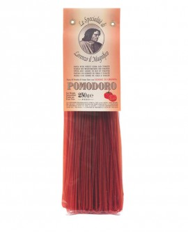 Pomodoro Tagliolini Germe di Grano Lorenzo il Magnifico 250 gr - Pasta Aromatizzata Antico Pastificio Morelli