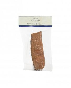 Bottarga di Tonno Rosso in busta sottovuoto - trancio 120 g - Campisi