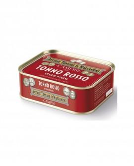 """Tonno rosso in latta """"Antiche tonnare di Marzamemi"""" 340 g - Campisi"""