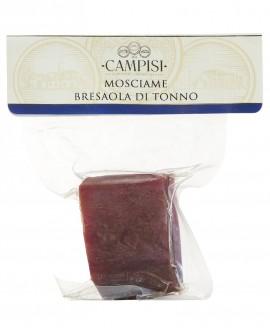 Mosciame di Tonno bresaola di tonno in busta sottovuoto - trancio a peso variabile - Campisi