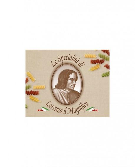 Nero Di Seppia Linguine Lorenzo il Magnifico 250 gr confezione in Astuccio - Antico Pastificio Morelli