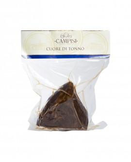 Cuore di Tonno in busta sottovuoto - trancio a peso variabile - Campisi
