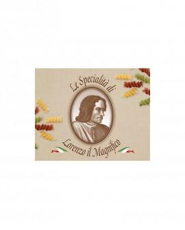 Aglio & Basilico Linguine Lorenzo il Magnifico 250 gr confezione in Astuccio - Antico Pastificio Morelli