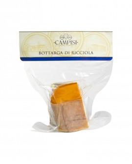 Bottarga di Ricciola tranci a peso variabile 100 g - Campisi
