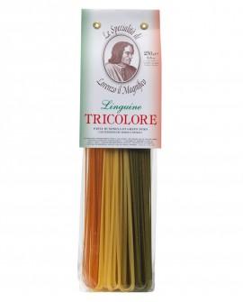 Italia Linguine Lorenzo il Magnifico 250 gr Multicolore - Antico Pastificio Morelli