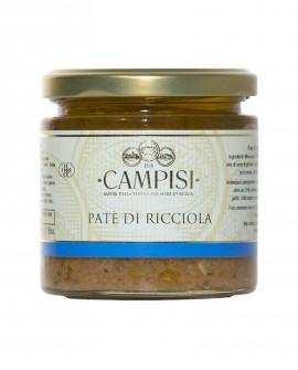 Patè di Ricciola - vaso vetro 210 g - Campisi