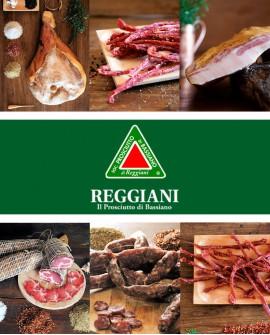 Confezione Degustazione Prosciutto di Bassiano – Reggiani