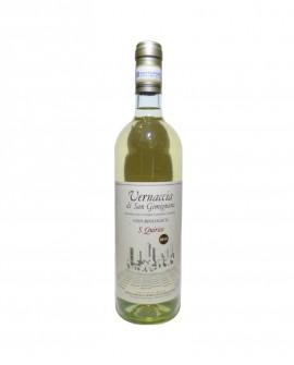 Vernaccia di San Gimignano DOCG 2019 Biologico - bottiglia da 0,75 lt - Azienda Agricola San Quirico