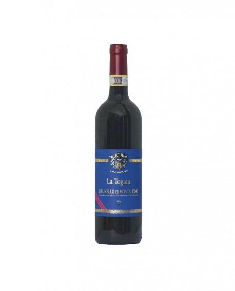 Brunello di Montalcino DOCG La Togata Riserva 2015 - Bottiglia da 0,75 l - Cantina La Togata