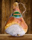 Prosciutto di Parma DOP con osso - Antiche Cantine 10,5 kg - Stagionato 14 mesi - Devodier