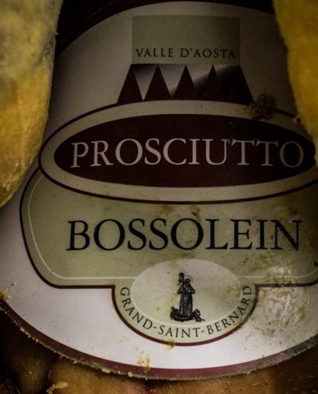 Bossolein Disossato Addobbo 6,5 kg stagionatura 13 mesi - De Bosses