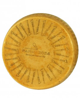 Forma Intera Parmigiano Reggiano DOP Parma 2064 stag.18 mesi - 36-38 Kg - Parma 2064