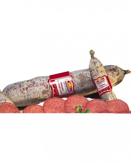 Salame tipo Ungherese puro suino - 3,1 kg - Castelli Salumi