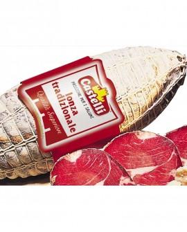 Lonza Tradizionale - 1,6 kg - Castelli Salumi