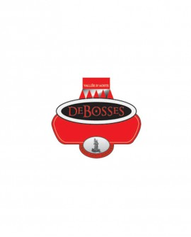 Jambon de Montagne - Cru' Saint Bernard con osso 7,5 kg - De Bosses