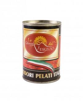 Pomodori pelati - Banda stagnata smaltata da 400 gr - Le Gemme del Vesuvio