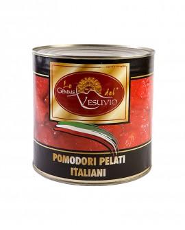 Pomodori pelati - Banda stagnata smaltata 3 kg - Le Gemme del Vesuvio