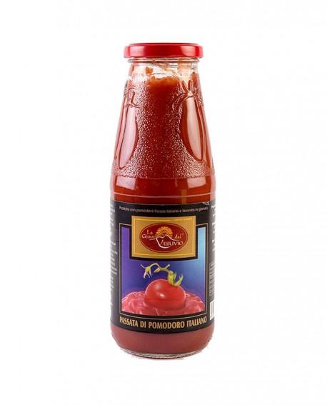 Passata di pomodoro - in vetro 690 gr - Le Gemme del Vesuvio