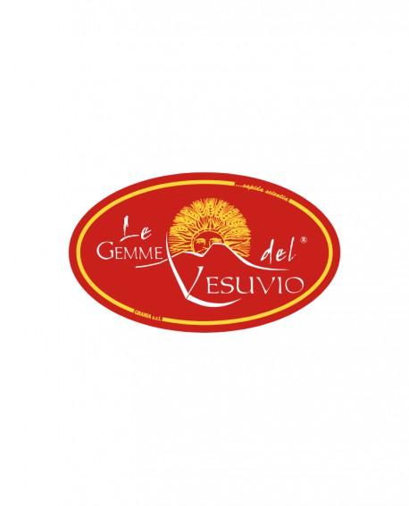 Filetti di melanzane - in vetro da 3100 ml - Le Gemme del Vesuvio
