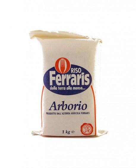 Riso Arborio - Sottovuoto in sacco da 1 kg - Le Gemme del Vesuvio