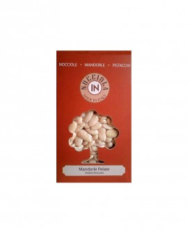 Mandorle pelate - 500 g - Nocciola IN