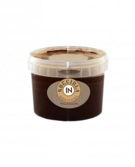 Pasta di nocciola scura - secchiello 1 kg - Nocciola IN