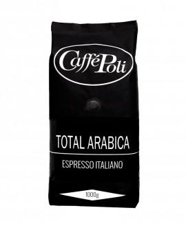 Caffè chicchi in sacco da 1000 gr - Miscela Standard - Confezione da 1000 gr. - Caffè Poli