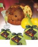 Panciuc limone imbibito con liquore al limone 500 g - Pasticceria Aliverti