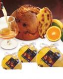 Panciuc arancia imbibito con Grand Marnier 500 g - Pasticceria Aliverti