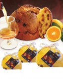 Panciuc arancia imbibito con Grand Marnier 1 kg - Pasticceria Aliverti