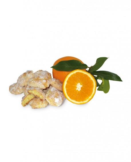 San Carlon all'arancia 150g - Pasticceria Aliverti