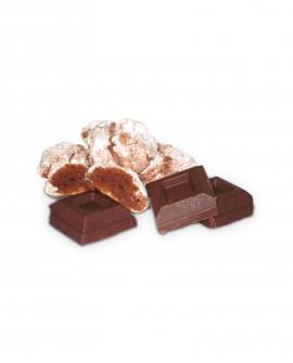 San Carlon al cioccolato 150g - Pasticceria Aliverti