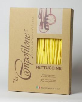 Fettuccine all'uovo 250g - La Campofilone