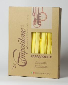 Pappardelle all'uovo 250g - La Campofilone