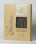 Linguine al nero di seppia 250g - La Campofilone