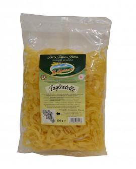 Tagliatelle La Montanara - pasta fresca trafilatura in bronzo