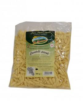 Cavatelli piccoli La Montanara - pasta fresca trafilatura laminata