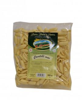 Cavatelli max La Montanara - pasta fresca trafilatura laminata