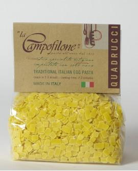 Quadrucci all'uovo 250g - La Campofilone