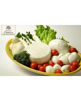 Ciliegine di latte di bufala 250 g Caseificio Chirico