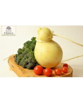 Caciocavallo - aromatizzato finocchietto 500 g Caseificio Chirico