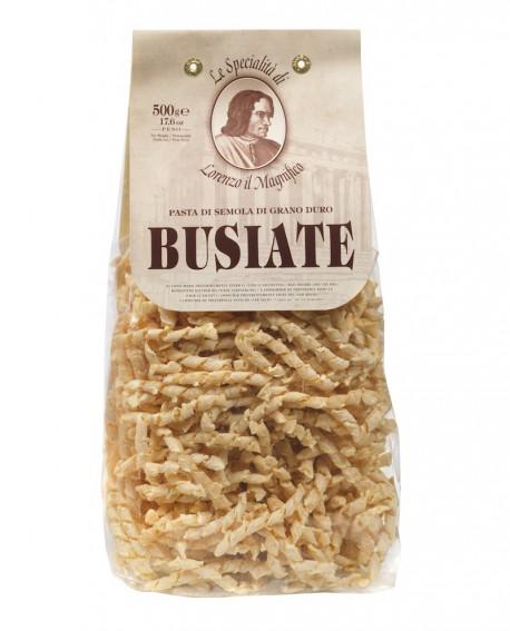 Busiate Lorenzo il Magnifico 500 gr - pasta semola di grano duro - Antico Pastificio Morelli