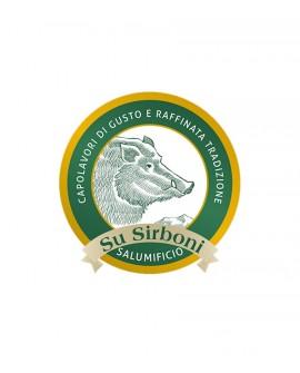 Pancetta suina affumicata 3 Kg - Salumificio Su Sirboni