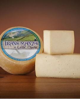 Pecorino transumanza a latte crudo 2,2 kg Caseificio Busti