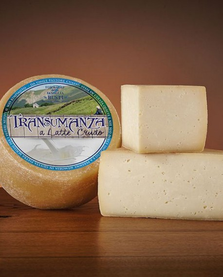 Pecorino transumanza a latte crudo 1,9-2,1 kg - Caseificio Busti